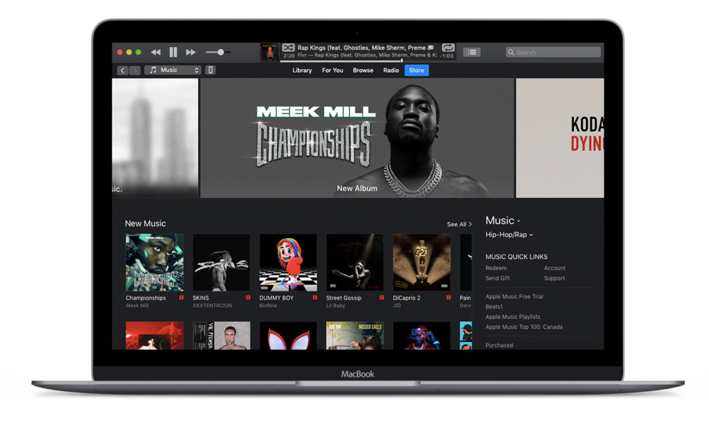Apple Music Distribution